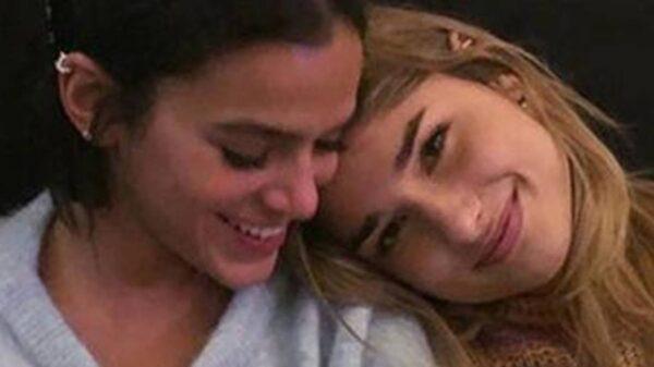 Bruna e Sasha - Crédito: Reprodução/ Instagram