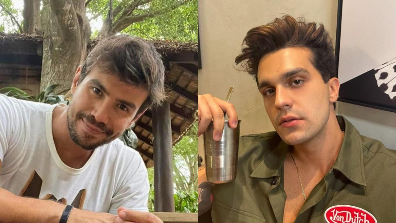 Mariano revela que entregava marmitas para Luan Santana